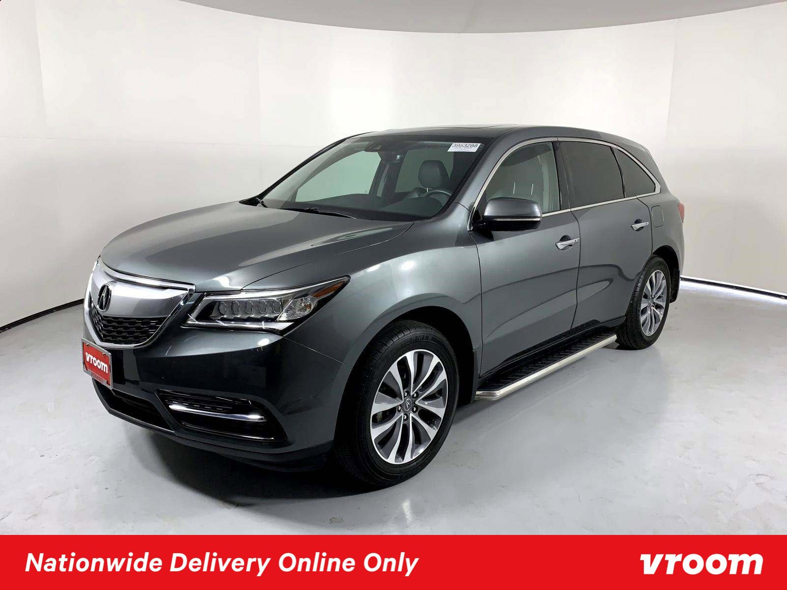 2016 Acura MDX FWD w/ Technology Package image