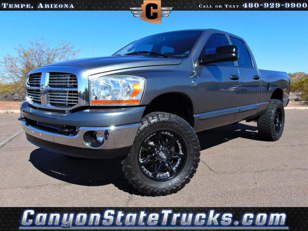 2006 Dodge Ram 2500 Truck 4x4 Quad Cab image