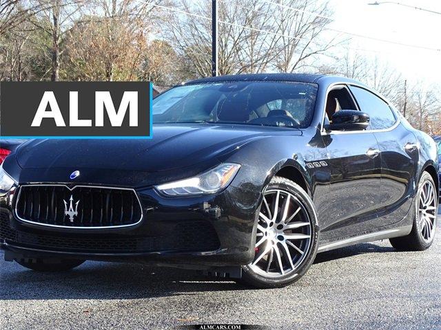2017 Maserati Ghibli S image