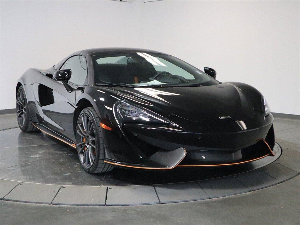 2018 McLaren 570S Spider image