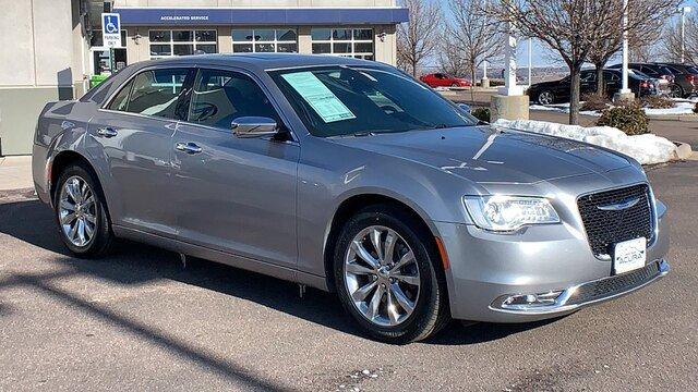 2018 Chrysler 300 Limited AWD image