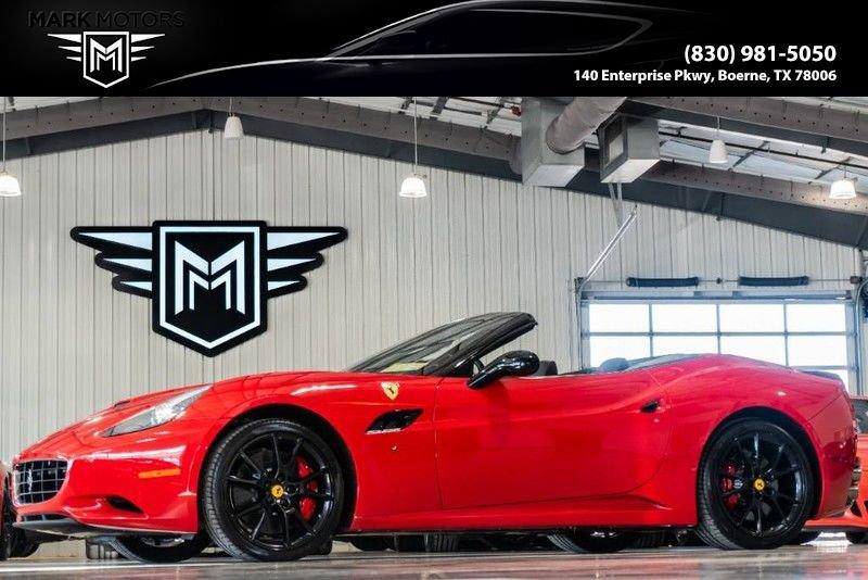 2014 Ferrari California  image