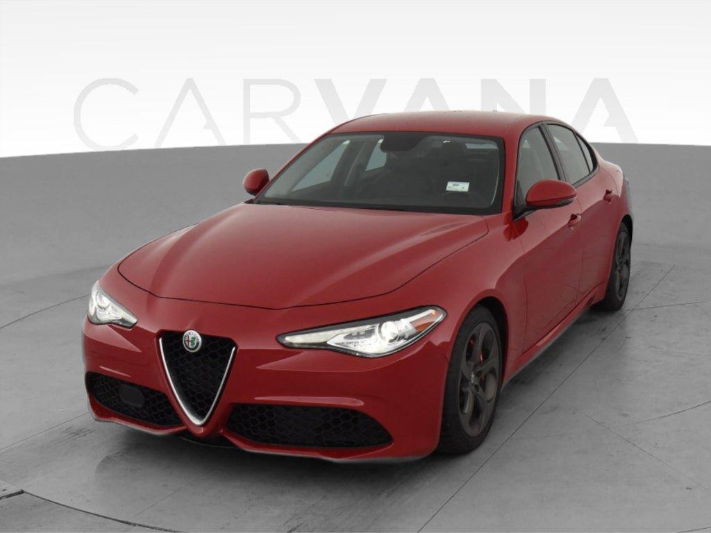 2017 Alfa Romeo Giulia  image