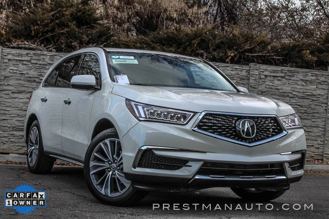 2018 Acura MDX SH-AWD w/ Technology Package image