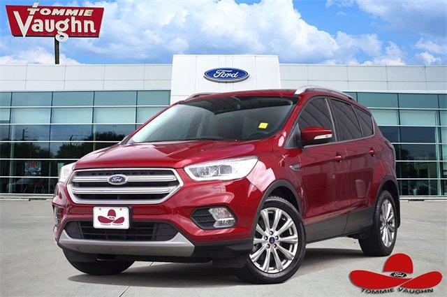 2018 Ford Escape FWD Titanium image