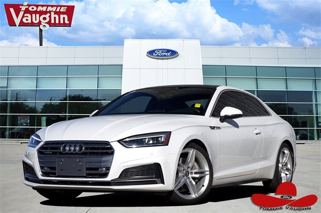 2018 Audi A5 2.0T Premium Plus quattro Cpe image