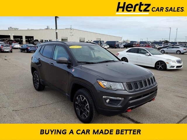2019 Jeep Compass 4WD Trailhawk image