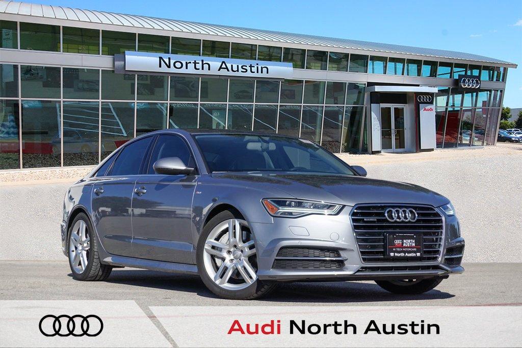 2016 Audi A6 2.0T Premium Plus quattro image