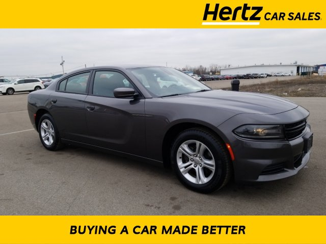 2019 Dodge Charger SXT w/ Cold Weather Package image