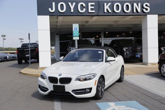 2017 BMW 230i xDrive Convertible image