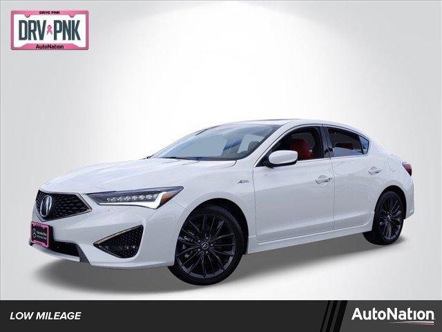 2020 Acura ILX w/ Premium & A-SPEC Package image