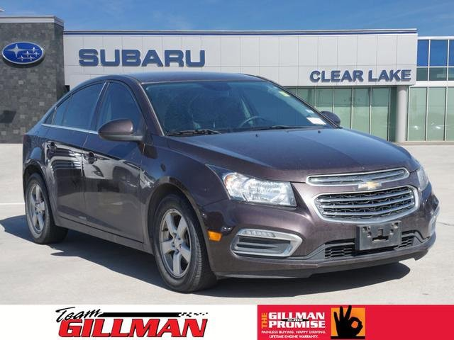 2015 Chevrolet Cruze LT w/ Technology Package image