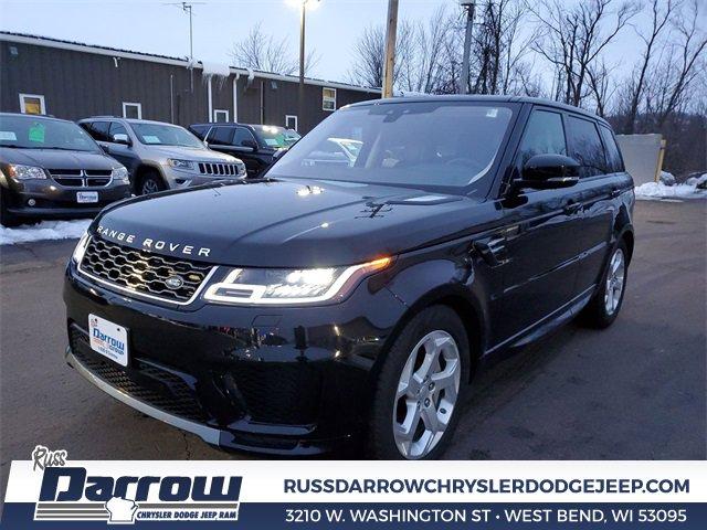 2020 Land Rover Range Rover Sport HSE image