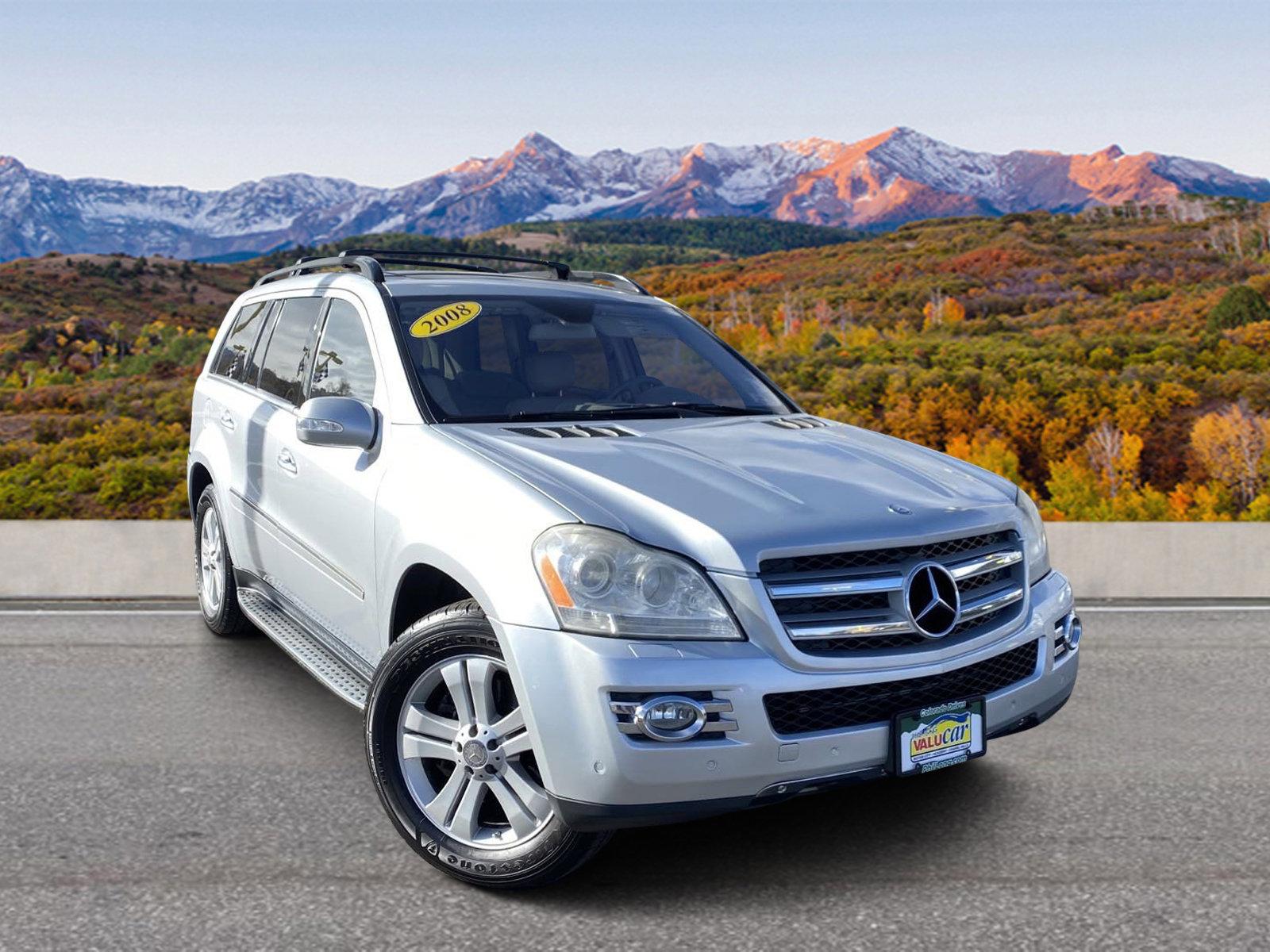 2008 Mercedes-Benz GL 320 CDI 4MATIC image