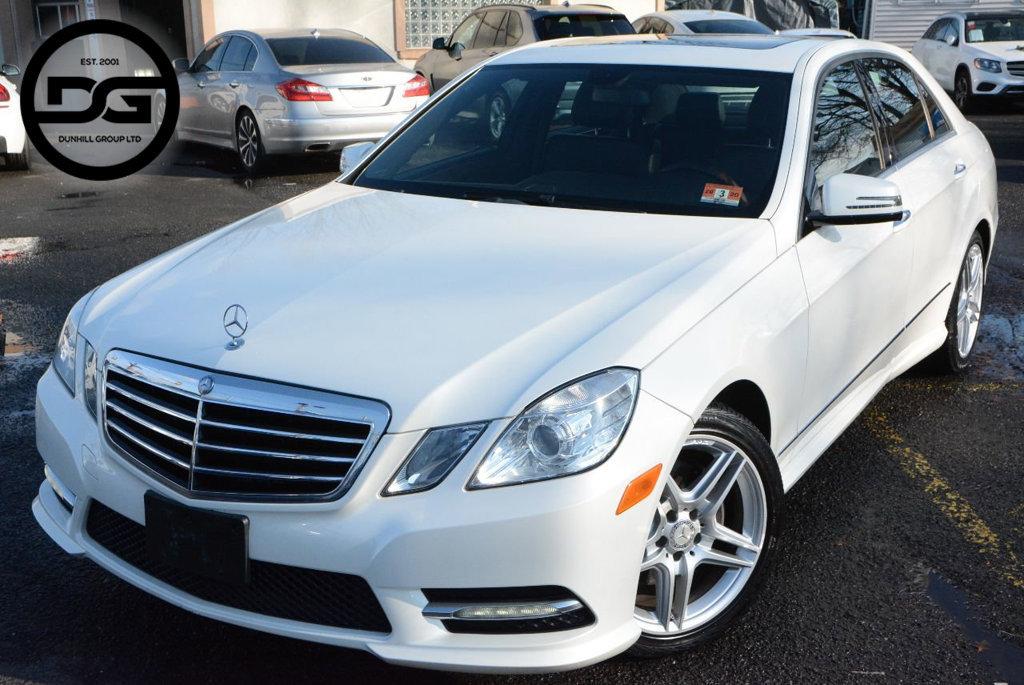 Mercedes-Benz E 350 Under 500 Dollars Down