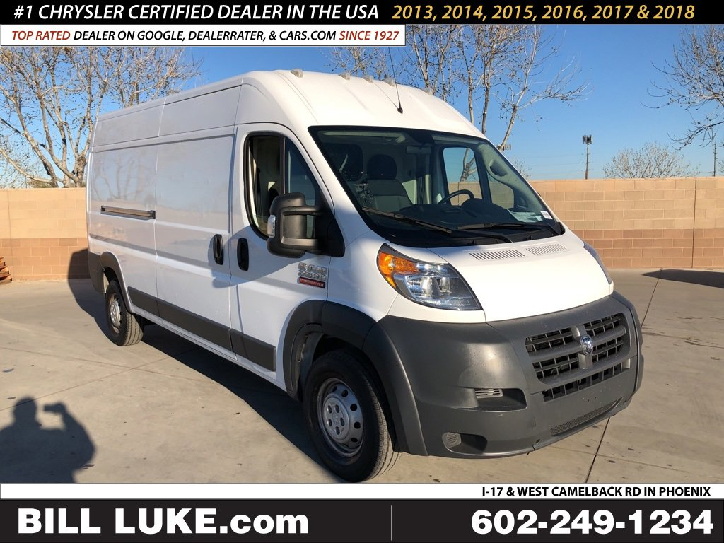 2018 RAM ProMaster 2500 159 High Roof image