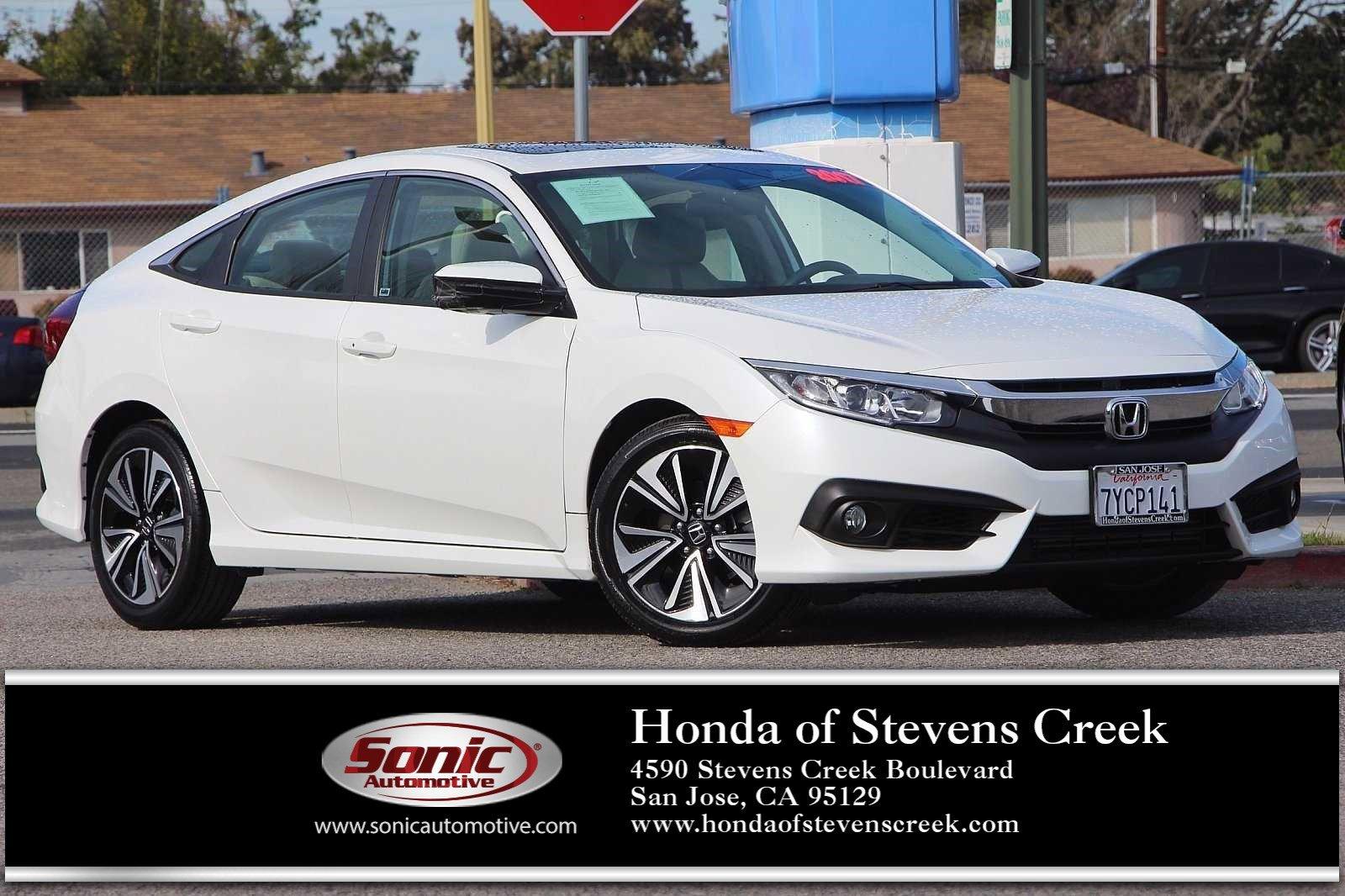 2017 Honda Civic EX-T Sedan image