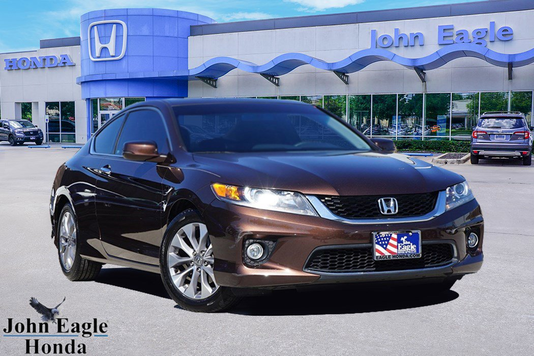 2013 Honda Accord EX Coupe image