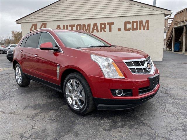2012 Cadillac SRX FWD Premium image