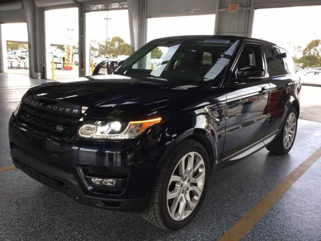 2014 Land Rover Range Rover Sport Supercharged image
