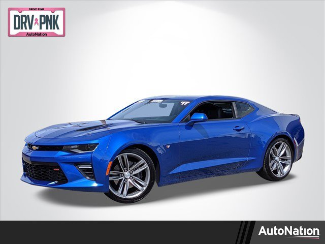 2017 Chevrolet Camaro SS Coupe w/ 2SS image