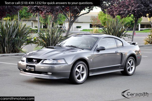 2003 Ford Mustang Mach 1 Coupe image