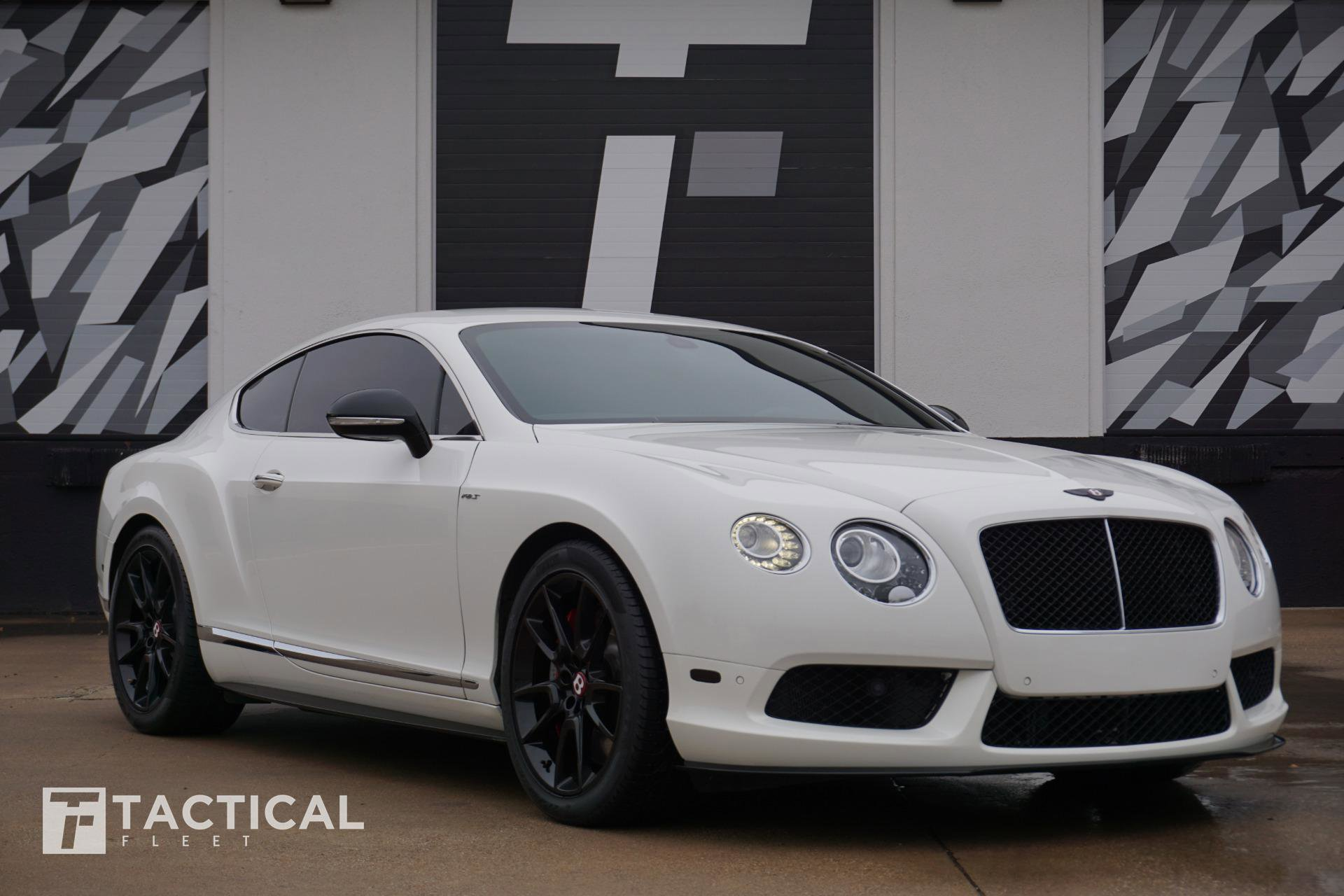 2014 Bentley Continental GT V8 S Coupe image