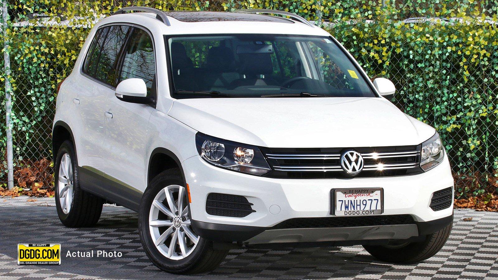 2017 Volkswagen Tiguan Wolfsburg Edition image