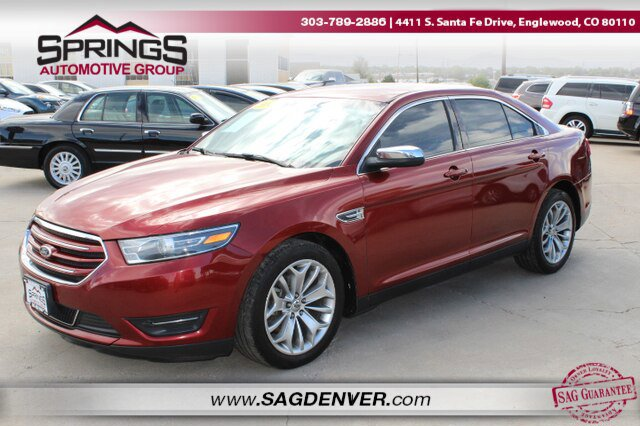 2014 Ford Taurus Limited image