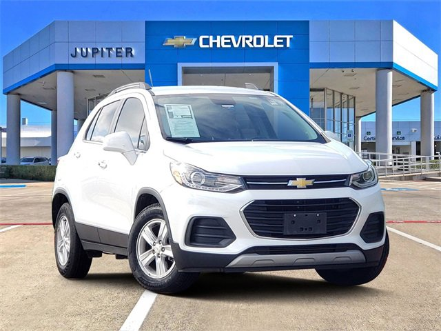 2018 Chevrolet Trax FWD LT w/ 1LT image