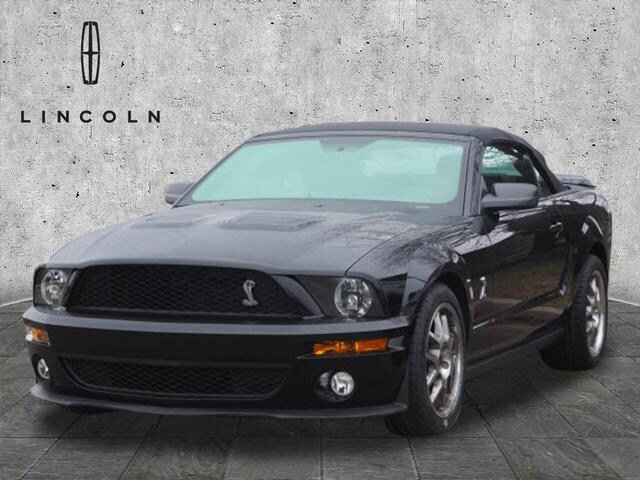 2009 Ford Mustang Shelby GT500 Convertible image