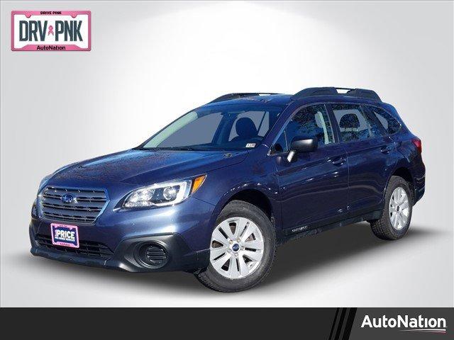 2017 Subaru Outback 2.5i image