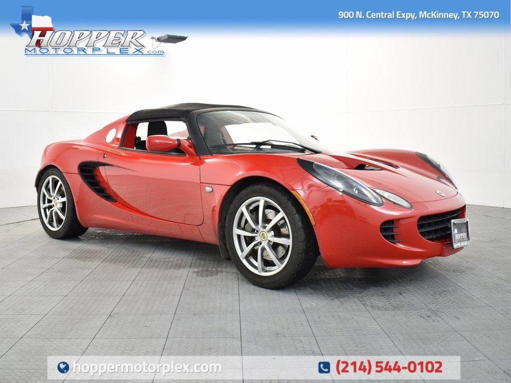 2005 Lotus Elise w/ Touring Package image