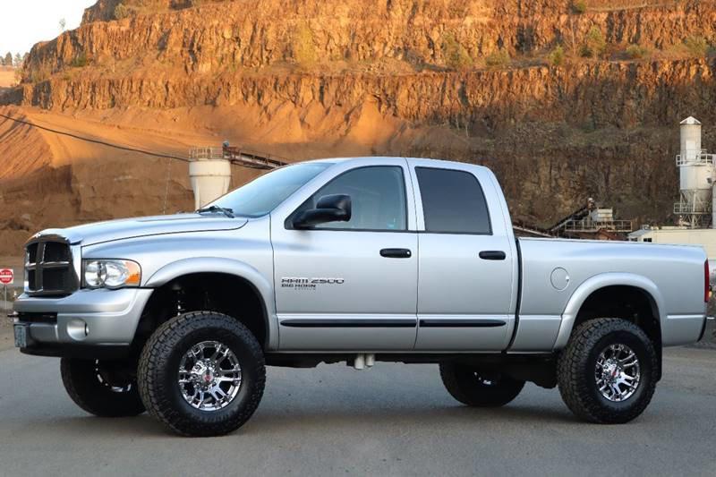 Dodge Ram 2500 Truck Under 500 Dollars Down