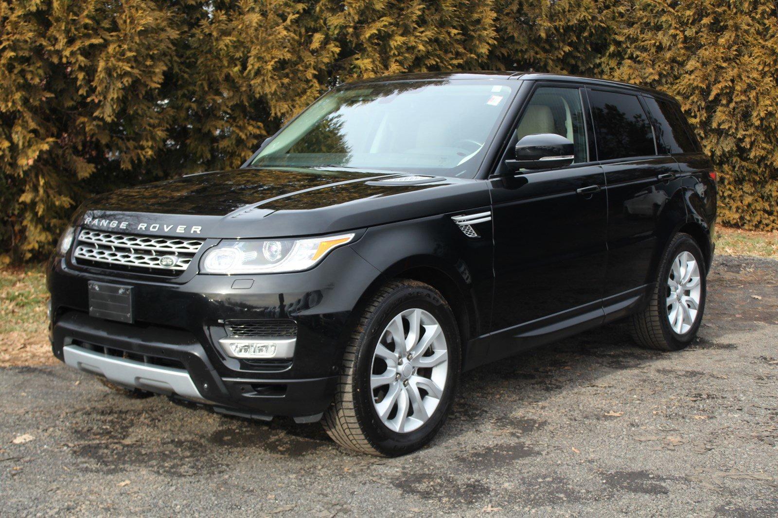 2015 Land Rover Range Rover Sport HSE image