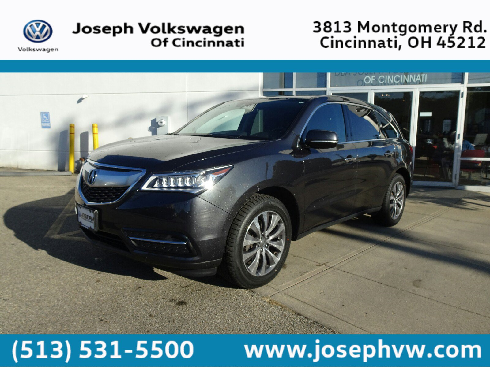 2016 Acura MDX SH-AWD w/ Technology Package image