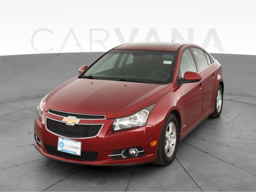 2012 Chevrolet Cruze LT w/ All-Star Edition image