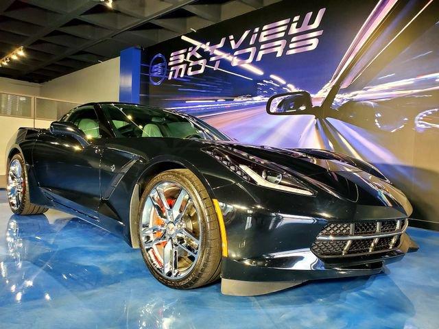 2016 Chevrolet Corvette Stingray Coupe image