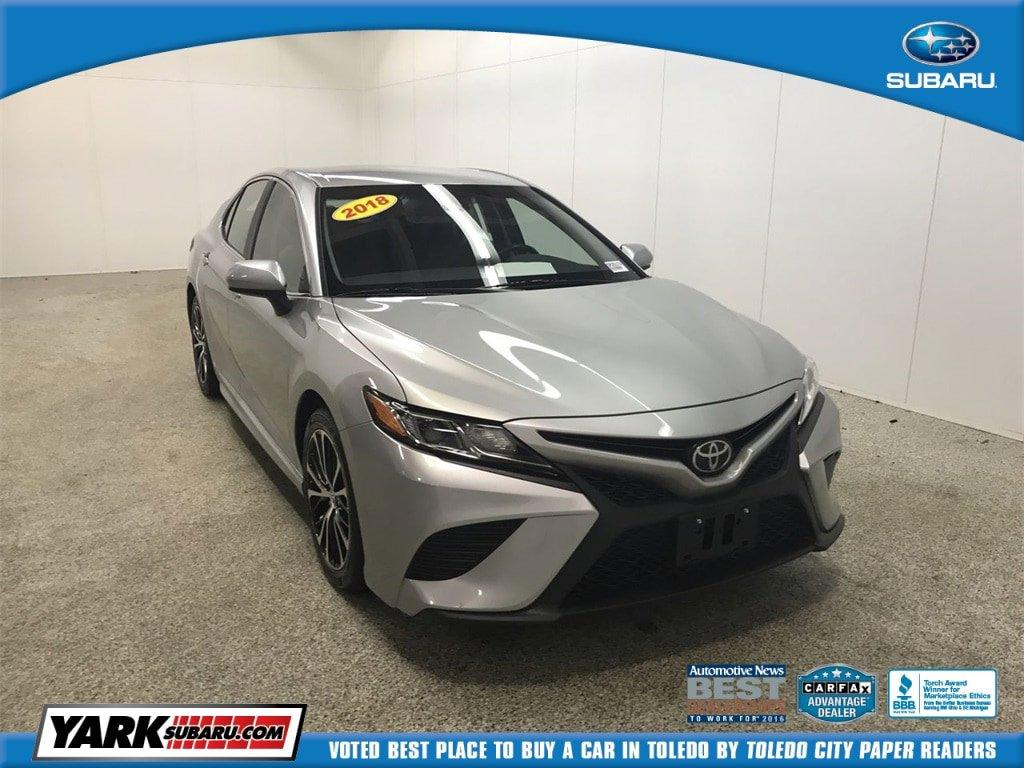 2018 Toyota Camry SE image