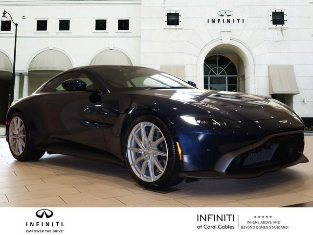 2020 Aston Martin V8 Vantage Coupe image