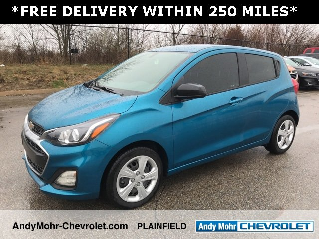 2020 Chevrolet Spark LS image