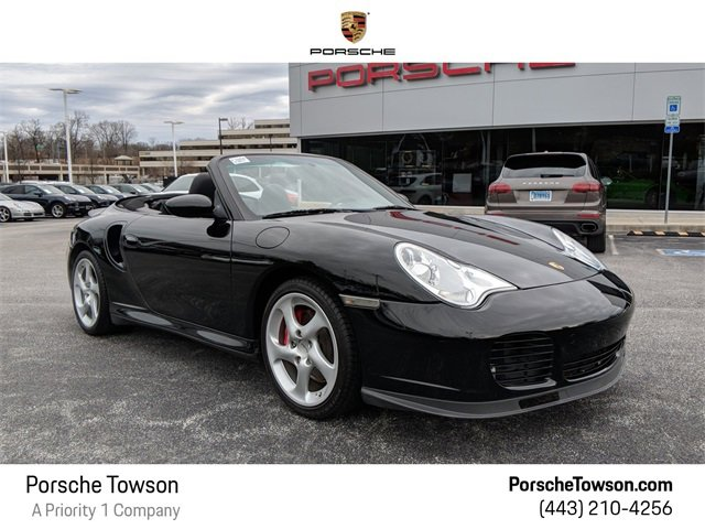 2004 Porsche 911 Turbo image