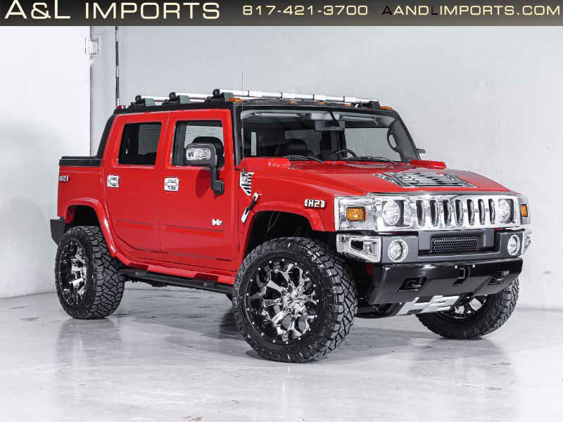 2007 HUMMER H2 SUT w/ Special Edition image