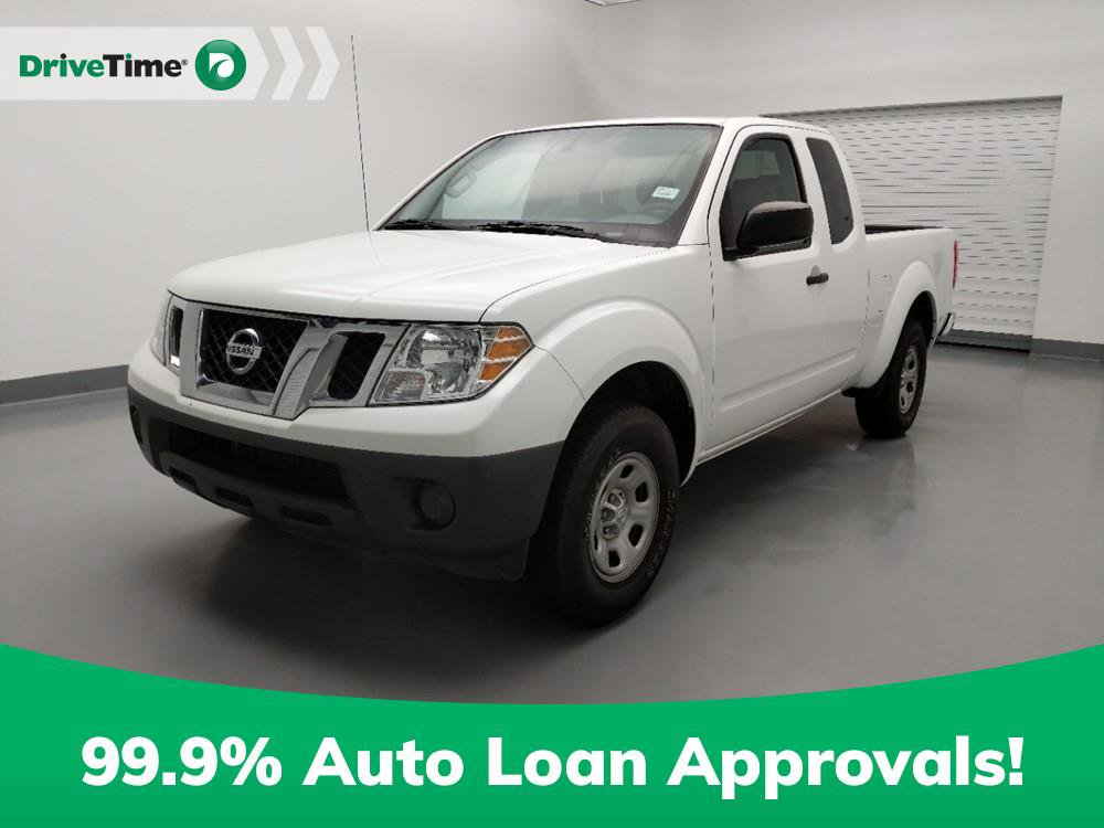 2016 Nissan Frontier 2WD King Cab image
