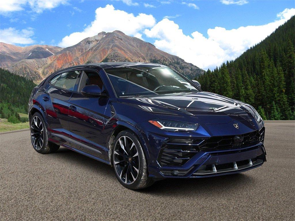 2019 Lamborghini Urus  image