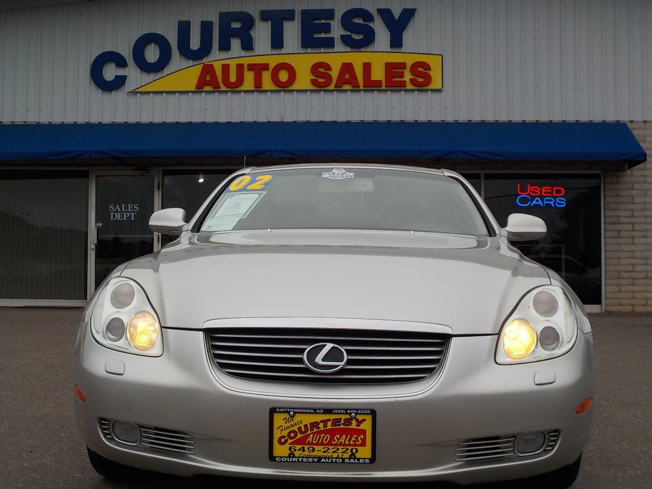 Courtesy Auto Sales >> Courtesy Auto Sales Az Cottonwood Az 86326 Car Dealership And