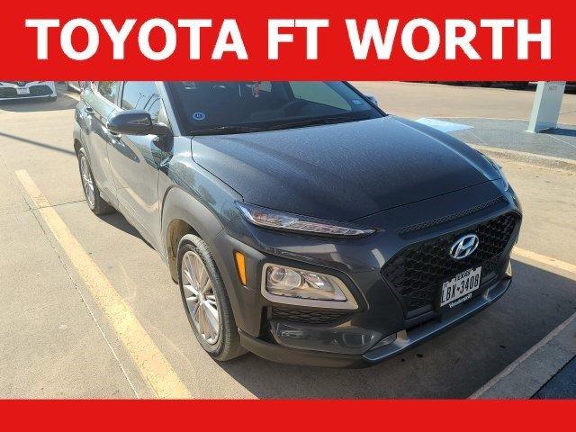 2018 Hyundai Kona FWD SEL w/ SEL Tech Package 02 image