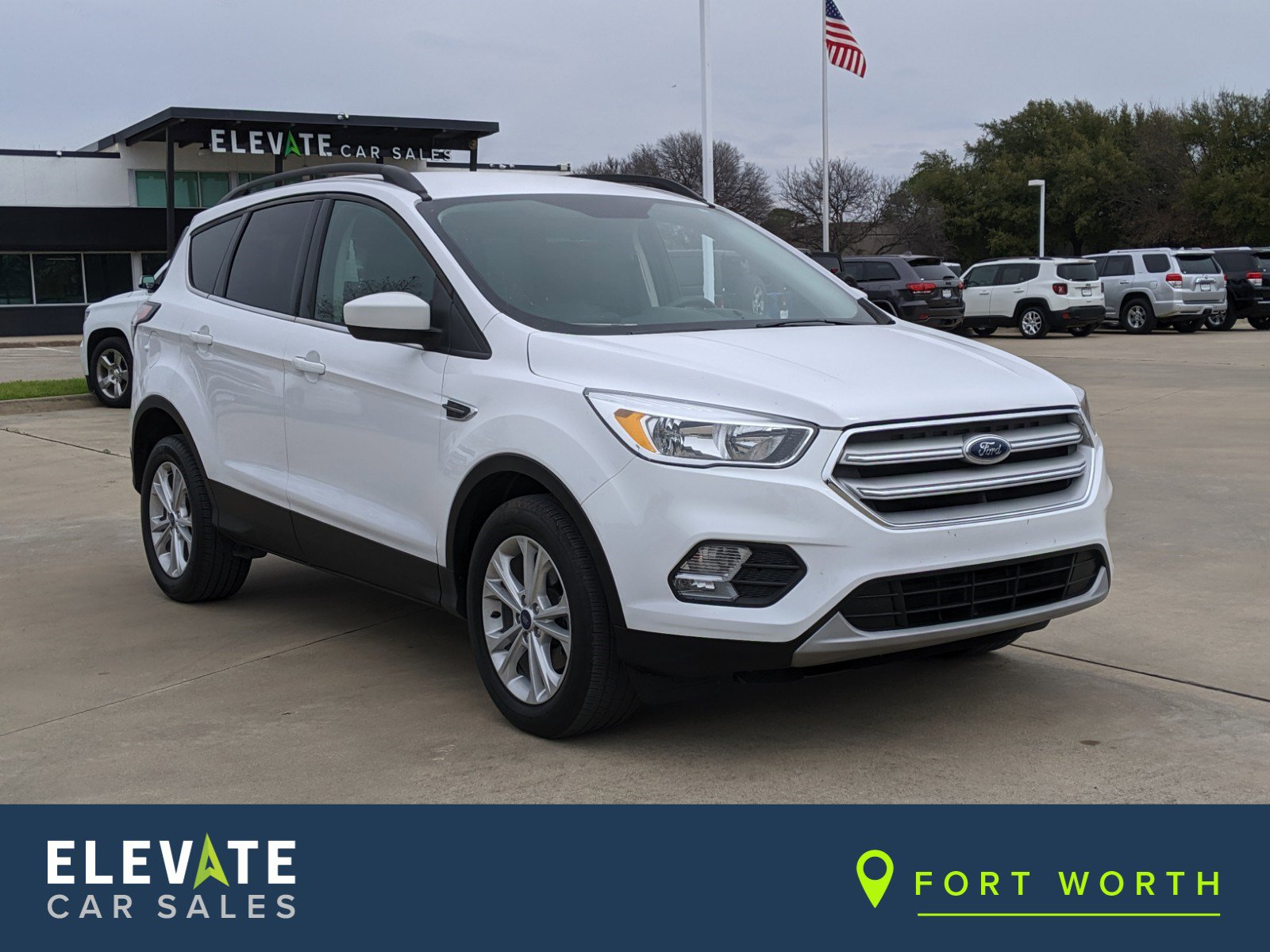 2018 Ford Escape FWD SE image