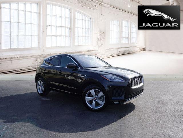 2018 Jaguar E-PACE R-Dynamic SE image