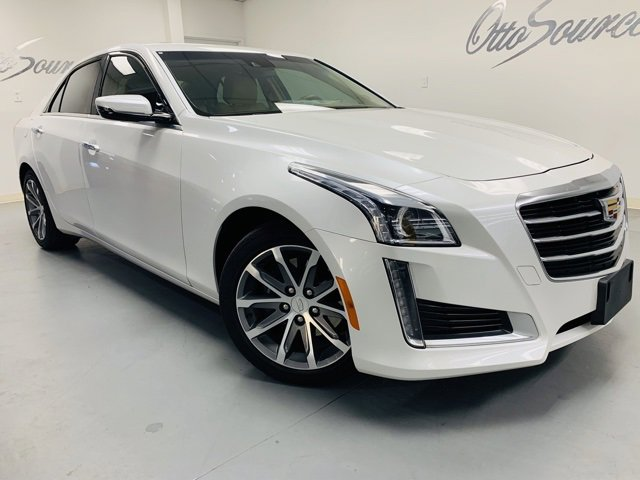 2016 Cadillac CTS Luxury Sedan image